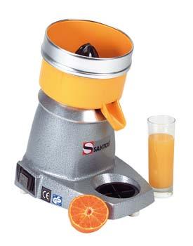 Citruspers sinaasappelpers en sapcentriguge voor de horeca for Horeca keukens tweedehands