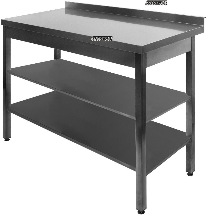 Rvs tafels werkbanken kasten meubels werktafels spoeltafels voor ...