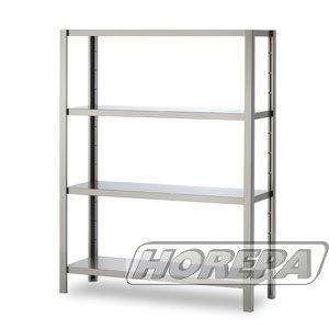 Rvs kasten tafels werkbanken kasten meubels werktafels spoeltafels voor de horeca en industrie - Glazen vergroting ...