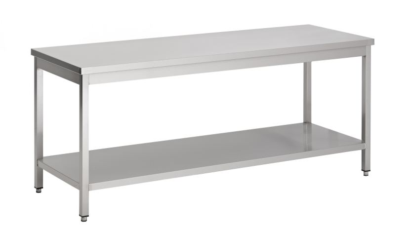 Keuken Werkbank Rvs : Stainless Steel Table