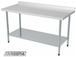 Goedkope Horeca Tafels : Rvs tafels werkbanken meubels werktafels spoeltafels ook maatwerk